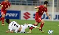 Giấc mơ tham dự World Cup 2018 với lứa cầu thủ của Công Phượng (16) đã không thể trở thành hiện thực.