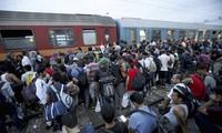 Pháp hứng làn sóng người nhập cư kỷ lục