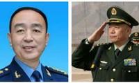 Điền Tu Tư và Vương Kiến Bình.