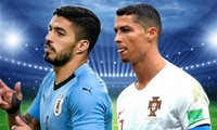 Suarez hay Ronaldo đi tiếp?