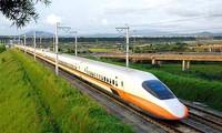 Tư vấn nghiêng về lựa chọn công nghệ tàu cao tốc Nhật Bản cho tuyến đường sắt tốc độ cao Bắc - Nam của Việt Nam. Ảnh: minh họa