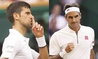 Chung kết Wimbledon 2019: Đại chiến Federer- Djokovic