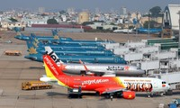Thị trường hàng không Việt tiếp tục chào đón thêm nhiều hãng hàng không mới tham gia. Ảnh minh họa: Phạm Thanh