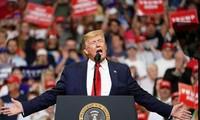 Tổng thống Mỹ Donald Trump sẽ tập trung cho chiến dịch tái tranh cử vào cuối năm 2020 Ảnh: Getty Images