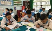 Cần tách dạy thêm học thêm ra khỏi trường học. Ảnh: Diệp An