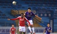CLB Hà Nội phải thắng HAGL để duy trì bám đuổi với Sài Gòn FC. Ảnh: Anh Tú