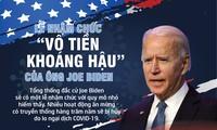 Lễ nhậm chức 'vô tiền khoáng hậu' của Tổng thống đắc cử Joe Biden