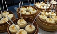 """Bánh bao Thượng Hải nhân sốt đặc biệt bảo sao khiến 3 nàng """"30 chưa phải là hết"""" mê mẩn"""