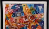 """Hà Nội: Triển lãm tranh """"Being an Artist"""" - góc nhìn khác biệt của teen 2K về thế giới"""
