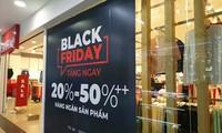 Thị trường 27/11: Trung tâm thương mại đìu hiu Black Friday