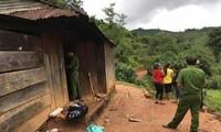 Ảnh của Trần Lê Hồng: Căn nhà xảy ra vụ án mạng