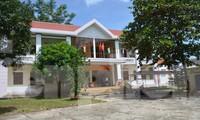 UBND phường Tự An, nơi bà Sa giả có giấy chứng nhận đăng ký kết hôn năm 2000