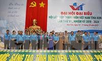Ra mắt Ban Chấp hành Hội LHTN Việt Nam tỉnh Kon Tum