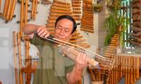 Nghệ sĩ Nguyễn Trường biểu diễn Viokram