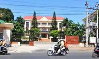 Trụ sở Sở Y tế Đắk Lắk