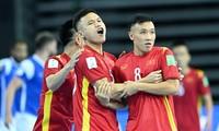 Cửa đi tiếp của ĐT Futsal Việt Nam bị thu hẹp