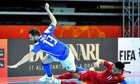 ĐT Futsal Việt Nam chỉ còn cửa phải giành điểm trước CH Czech