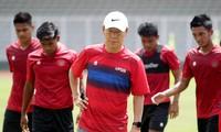 HLV tuyển Indonesia 'thích thú' khi cùng bảng với Việt Nam