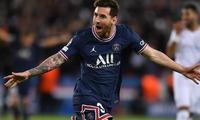 Chọc thủng lưới Man City, Messi lập kỷ lục