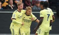 Tân binh lập công, Arsenal thắng trận thứ 2 liên tiếp