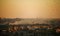 Nga hỗ trợ quân đội Syria không kích phiến quân ở Daraa