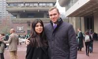 Vợ chồng nhà nghiên cứu Matthew Hedges, nhân vật tâm điểm trong căng thẳng ngoại giao giữa Anh và UAE