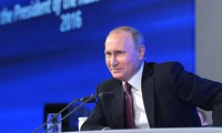 Tổng thống Nga Putin sẽ chủ trì cuộc họp báo thường niên lần thứ 14