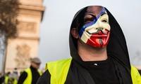 Người biểu tình Áo vàng tại Pháp có thể bị truy tố tội phạm hình sự