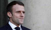 Tổng thống Pháp Emmanuel Macron bày tỏ sự nuối tiếc trước việc Mỹ rút quân khỏi Syria