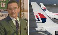 Nguyên Bộ trưởng Quốc phòng Malaysia Hishammuddin Hussein (trái) thừa nhận đã để MH370 bay vào không phận bị cấm (Ảnh: Getty Images)