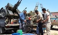 Lực lượng Misrata trung thành với chính phủ Libya tại thủ đô Tripoli đang chuẩn bị trước các cuộc giao tranh sắp diễn ra