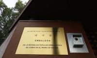 Đại sứ quán Triều Tiên tại Tây Ban Nha đã tiếp nhận trở lại các vật dụng bị đánh cắp, sau vụ đột nhập gây nhiều tranh cãi vào hồi tháng 2 vừa qua