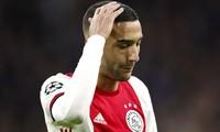 Hakim Ziyech, ngôi sao của CLB Ajax sẽ chuyển sang Chelsea kể từ mùa giải sau. Ảnh: Getty Images.