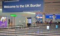 Gần 100.000 người đã nhập cảnh vào Anh trong thời gian nước này phong tỏa toàn quốc.