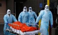 COVID-19 tại Mỹ: gần 25.000 ca tử vong trong tháng 7