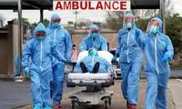COVID-19 tại Mỹ: Số ca tử vong dự kiến vượt 410.000 người vào cuối năm nay