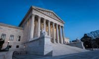 Trụ sở Tòa án Tối cao Mỹ (ảnh minh họa). Ảnh: Tạp chí Time.