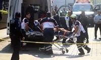 Xả súng kinh hoàng tại Mexico, 11 người thiệt mạng