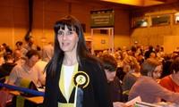 Bà Ferrier là chính khách tiếp theo tại Anh vi phạm các biện pháp chống dịch COVID-19 của nước này