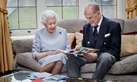Bức ảnh được gia đình Hoàng gia Anh công khai trong ngày kỷ niệm cưới năm nay. Ảnh: Getty.