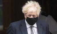 Thủ tướng Anh Boris Johnson. Ảnh: Xinhua.