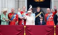 Một năm đầy biến động của Hoàng gia Anh