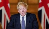 Thủ tướng Anh Boris Johnson, Ảnh: FBC News.