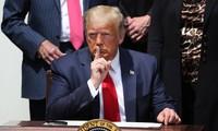 Ông Trump bí mật tiêm vắc-xin COVID-19 khi tại nhiệm