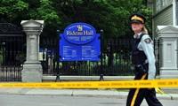 Khuôn viên Rideau Hall, nơi thủ tướng Canada Justin Trudeau sinh sống. Ảnh: Getty.