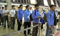 Tạm thời lùi thời gian xuất cảnh của lao động Việt Nam sang làm việc tại các nước có dịch bệnh nCoV