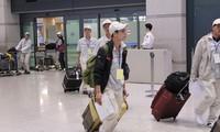 Từ 11/3 lao động bất hợp pháp tại Hàn Quốc chỉ cần khai báo online sẽ được về nước