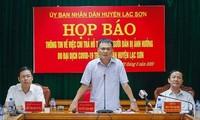 Ông Nguyễn Ngọc Điệp, Chủ tịch UBND huyện Lạc Sơn cho biết, sắp tới sẽ tiếp tục rà soát, xác minh những xã còn lại