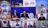 Bộ trưởng khối Văn hóa, xã hội ASEAN thảo luận tại hội nghị