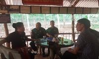 Những Cựu chiến binh công ty B58 đang kể về những ngày đầu gian khó tiếp nhận quản lý khu rừng